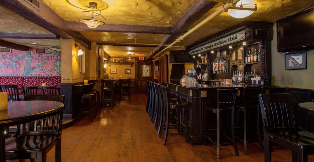 Solas Irish Pub Lenox Boston