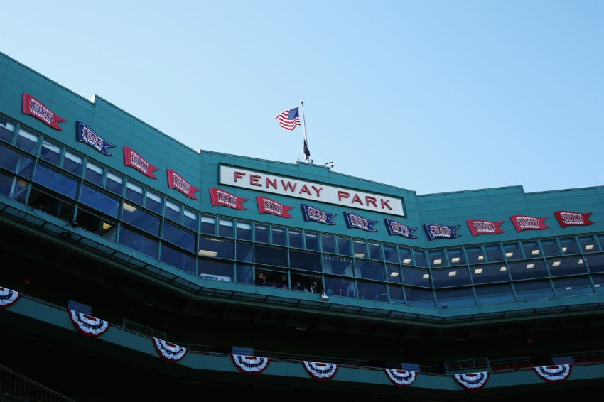 Fenway Park, Getty Images